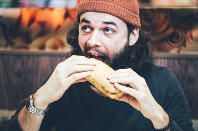 Subway Sandwich Veggie Patty
