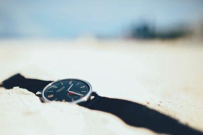 Endlich Zeit am Strand