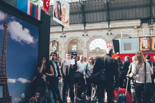 Paris, Gare de L'Est