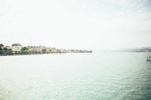Zürich im Frühsommer