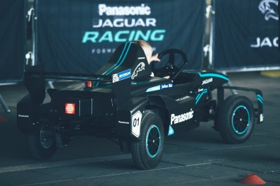 Panasonic Jaguar E-Racing Kids