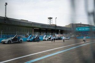 BMW i8 VIP Experience