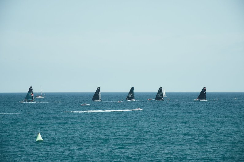 Land Rover Extreme Sailing Barcelona