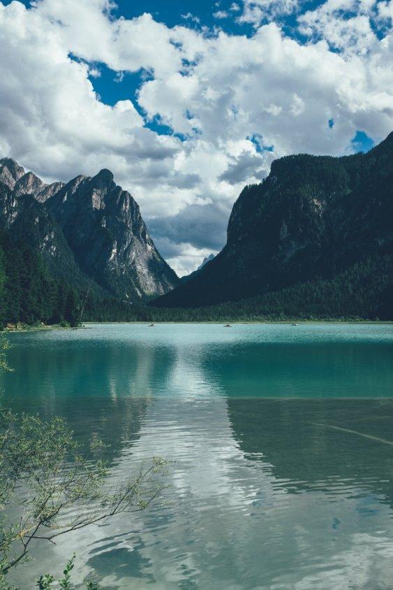Toblacher See