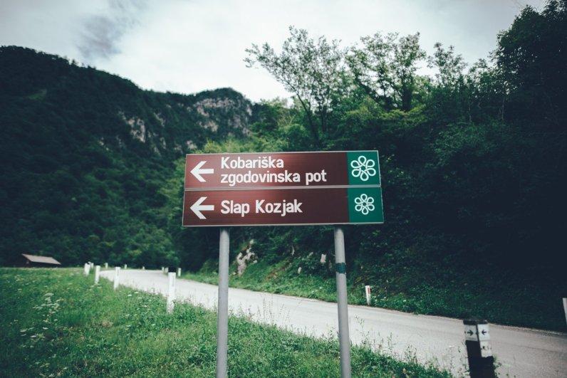 Weg zum Kozjak