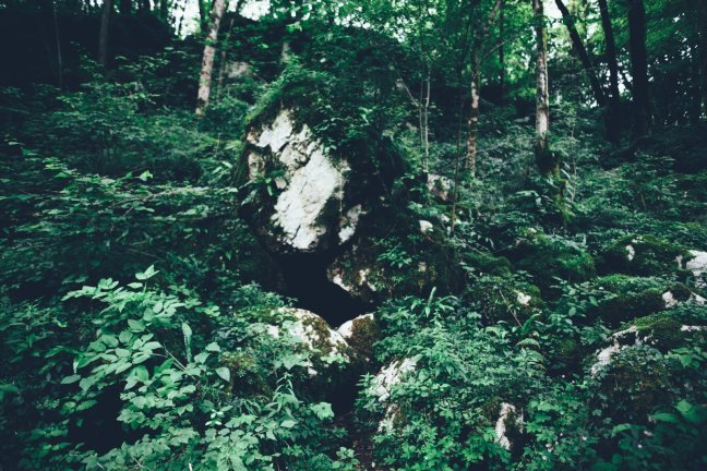 Slap Kozjak - Slowenien