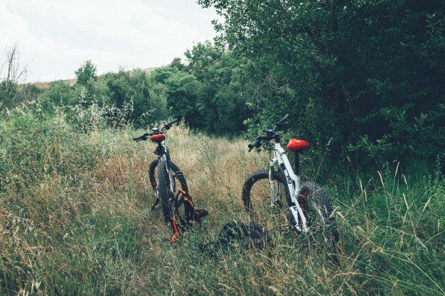Mit dem E-Bike durch die Toskana