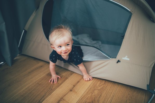 Nomad Kids Travel Bed