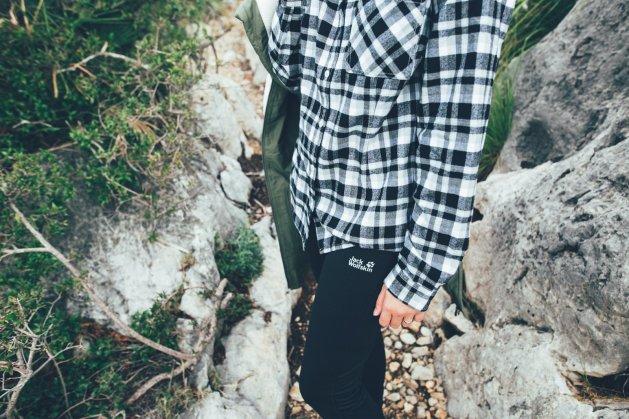 #GOBACKPACK Mia trägt Jack Wolfskin