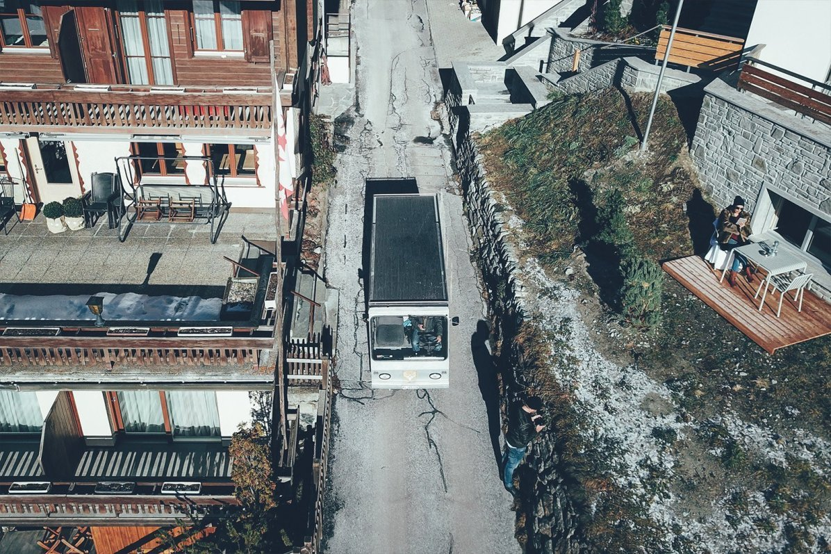 Zermatt E-Mobil