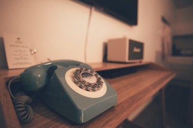 Overlook Lodge Telefon