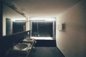 Overlook Lodge Badezimmer