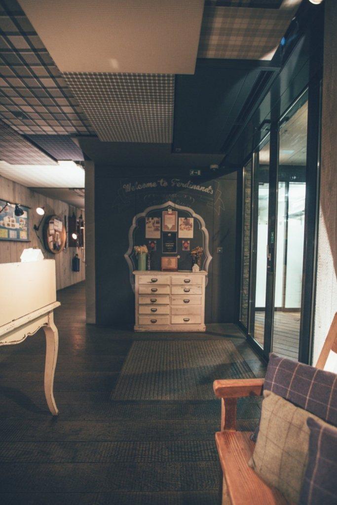 Das Restaurant Ferdinand im CERVO ist mindesten einen Besuch wert