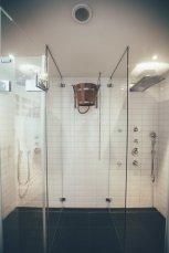 CERVO Spa Duschen
