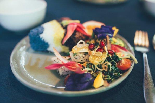 MEENA Rice based Cuisine Salat