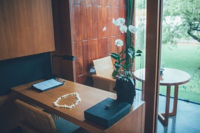 Room Desk Anantara Chiang Mai