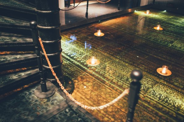 Interior Brunnen Anantara Chiang Mai