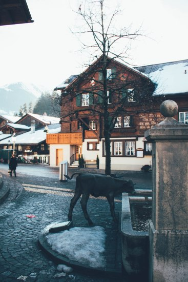 Das Ermitage in Gstaad