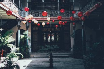 Cheong Fatt Tze-The Blue Mansion