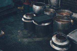 Street Food Kitchen