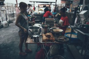 Street Food Kitchen