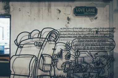 Street Art in Georg Town