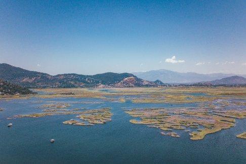 Sumpfgebiet zum Iztuzu Beach