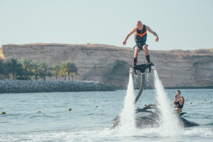 Luxus am Golf von Oman