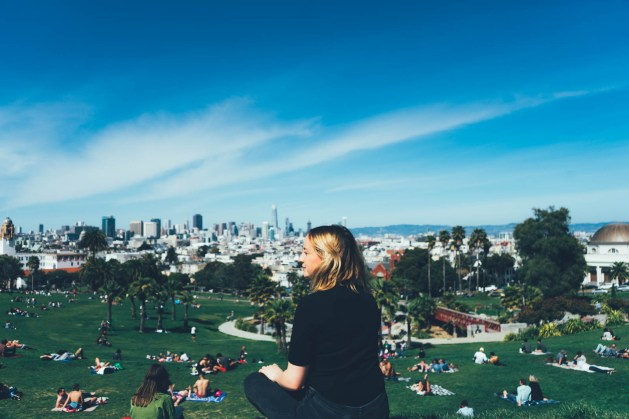 Inside San Francisco: Dolores Park