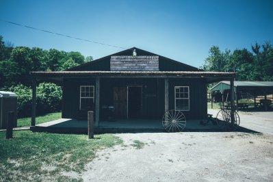 Backcountry Ausritt in Kentucky