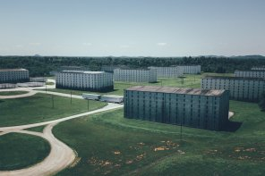 Heaven Hill Warehouses