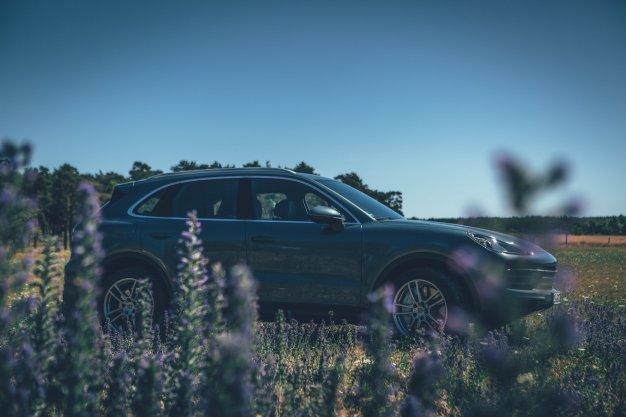 Der neue Porsche Cayenne S | Dynamik trifft auf Komfort