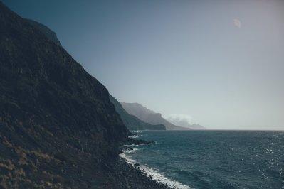 Schwarzer Strand Gran Canaria