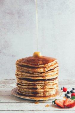 Pancakes - Fotografie aus dem Shangri-La Dubai