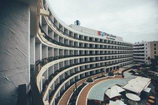 Architektur im Stil der 70er