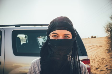 Must Do: Dubai Wüstentour