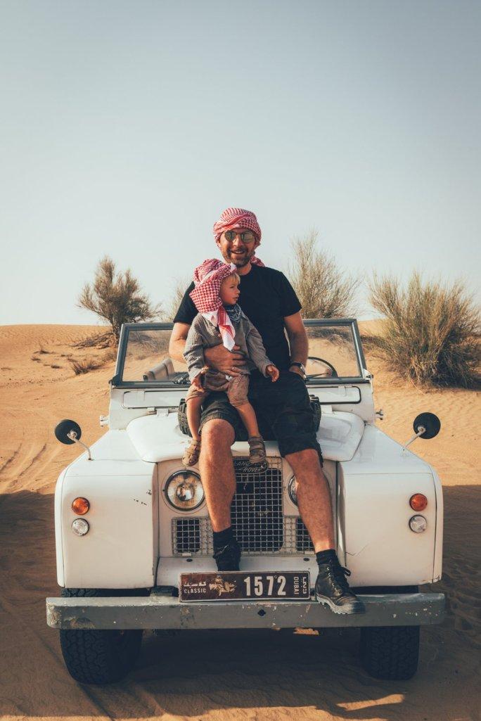 Thies und Neon mit Platinum Heritage Luxury Tours and Safaris