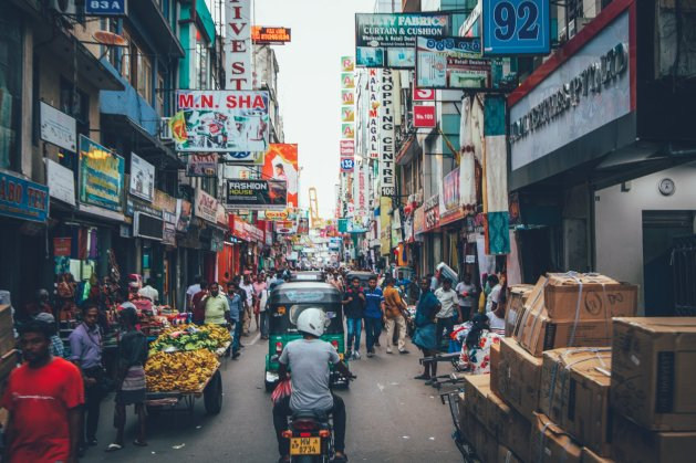Colombo Verkehr