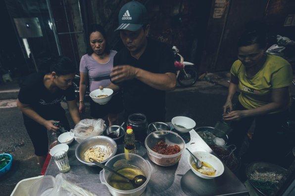 Streetfood Kitchen Hanoi Style