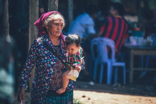 Für Vietnamesen steht Familie an erster Stelle