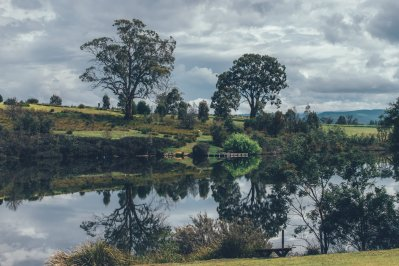 Tasmanien Curringa Farm