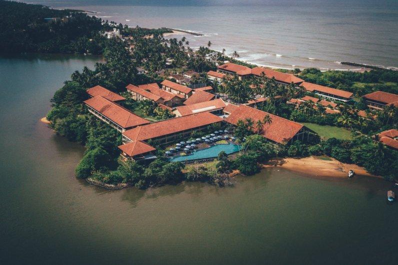Anantara Kalutara Resort in Sri Lanka