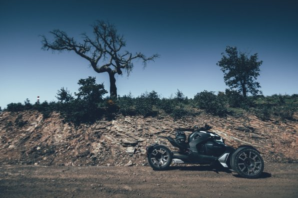 Can-Am Ryker off road