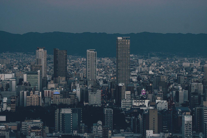 Kurztrip Osaka - Wenn sightseeing sportlich wird