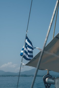Segelboot mieten auf Korfu