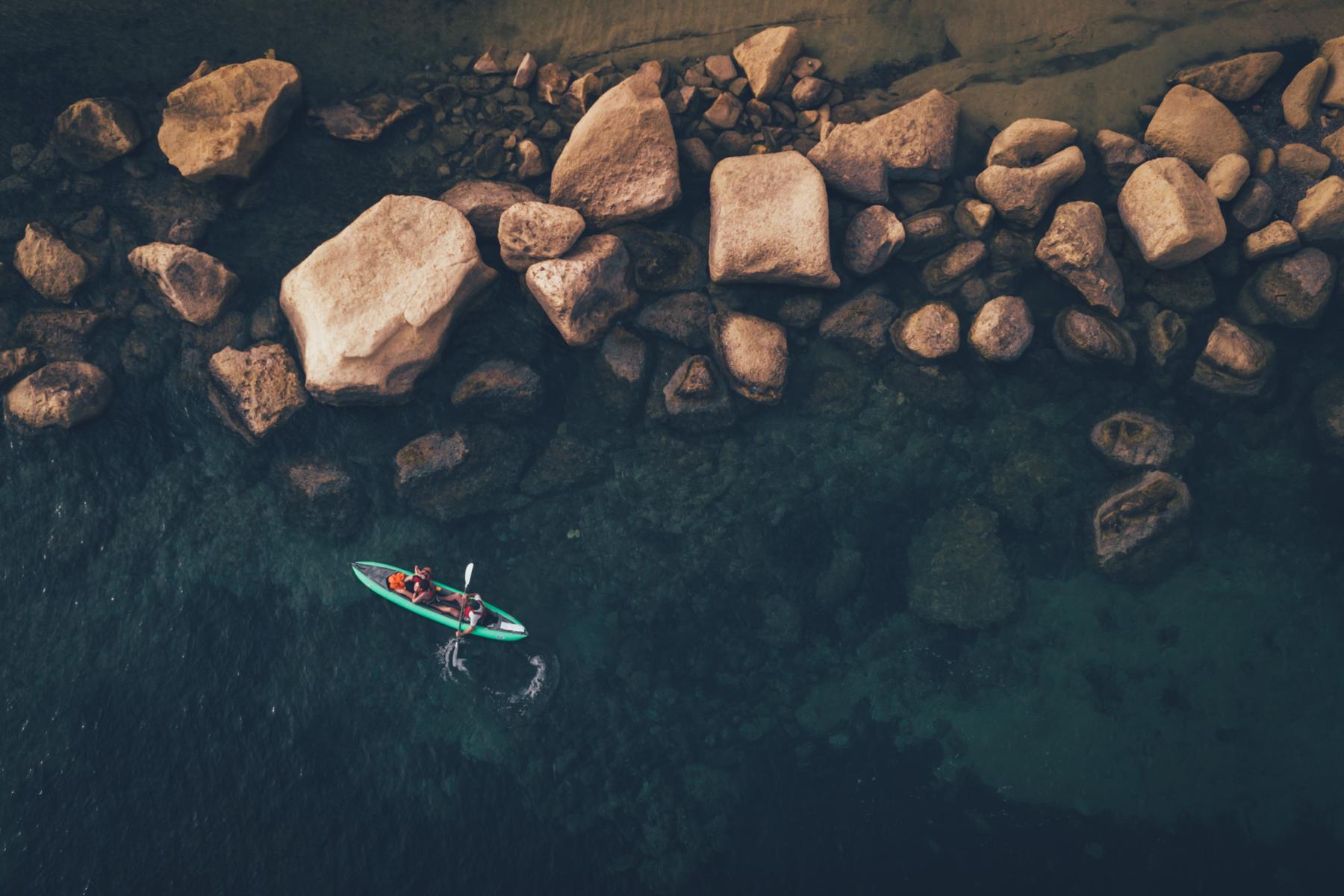 Kayaktour Gozo