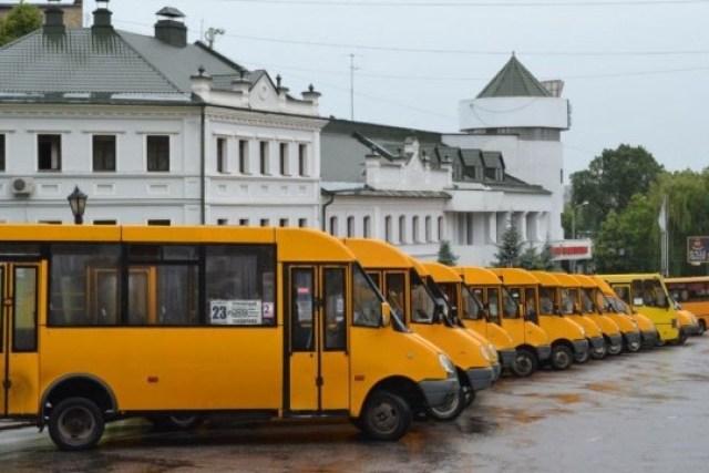 Сумской горисполком отказался повышать тариф на проезд в маршрутках