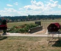На Донетчине перезахоронят останки 158 украинских воинов Второй мировой