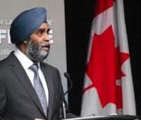 На инаугурации Зеленского Канаду будет представлять министр обороны