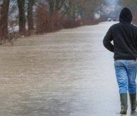 На Прикарпатье из-за дождей остаются подтопленными 19 дворов